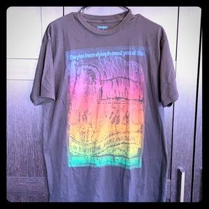 Disney parks psychedelic haunted mansion T-shirt